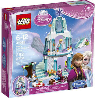 Best Frozen Gift Ideas: Lego Sets