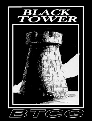 BLACK TOWER COMICS & BOOKS f. 1984