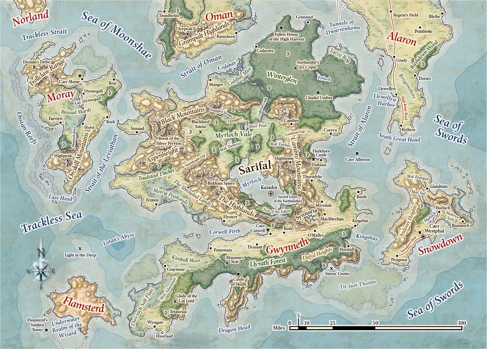 PZ C: Maps