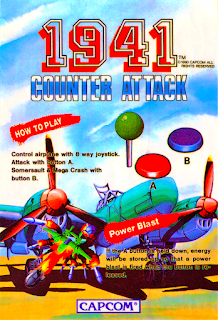 1941 - Counter Attack (World) ( Arcade )