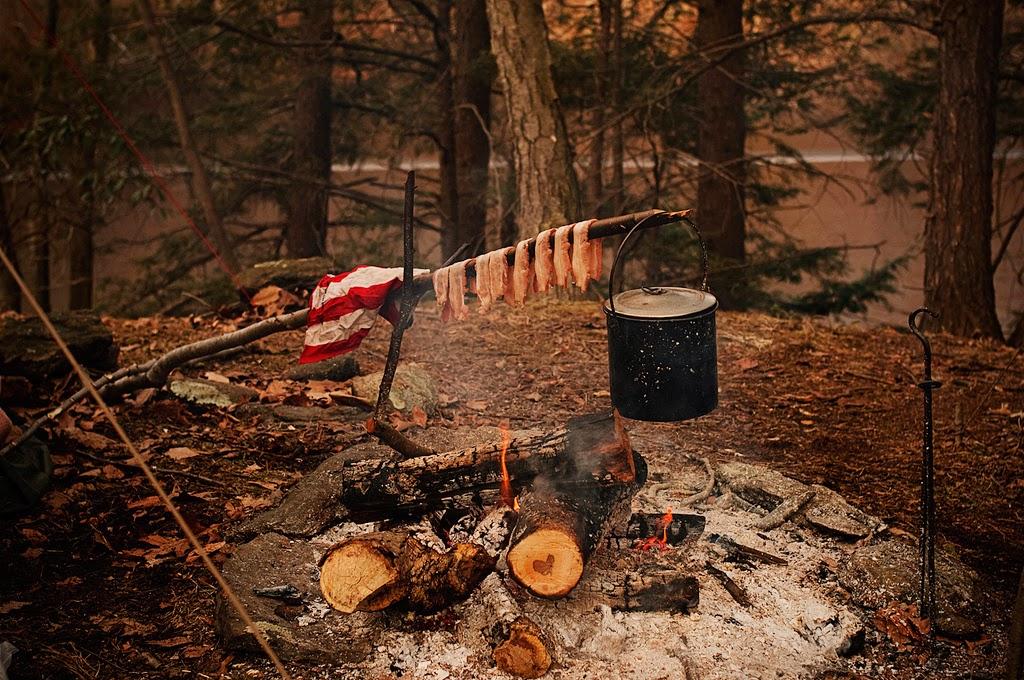 Consejos para cocinar en campamento tu revista scout for Comida sin estufa