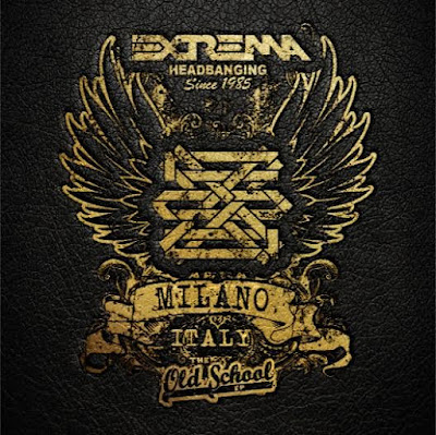 extrema - the old school ep - 2016
