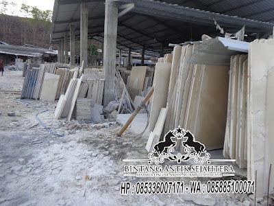 Pabrik Marmer Tulungagung , Industri Marmer Tulungagung, Jenis Marmer Tulungagung
