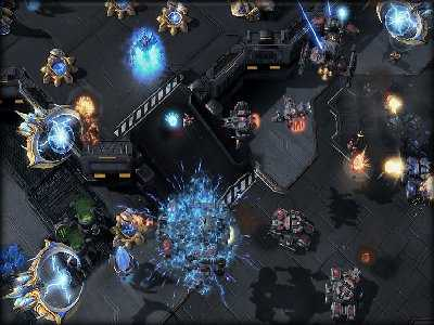 Starcraft wallpapers, screenshots, images, photos, cover, poster
