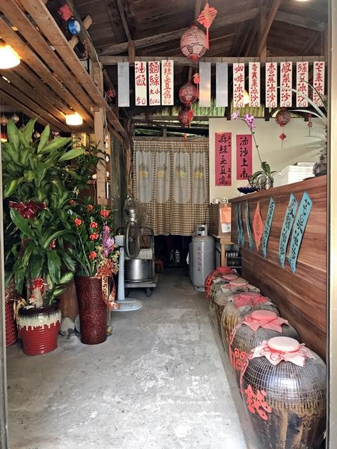 陶園居素食~林口素食、古色古香餐廳