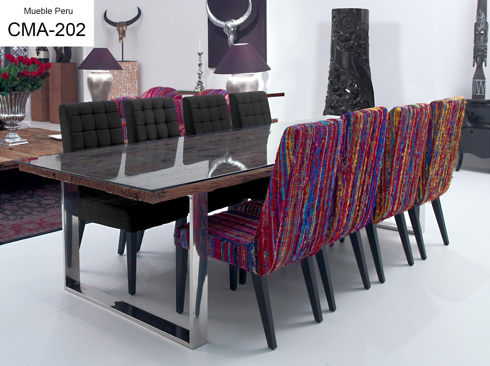 Comedores muebles per modernos juegos de comedor for Muebles maldonado