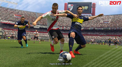 Update PES 2017 Start Screen Pack For PES 2013