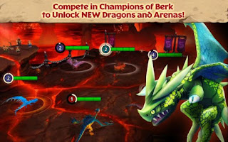Download Dragons: Rise of Berk (MOD, unlimited runes) free on android games app