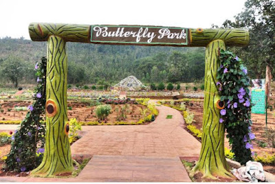 Butterfly Park, Daringbadi, Odisha