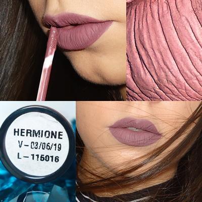 Blog Tati Carvil - Batom Hermione pausa para feminices