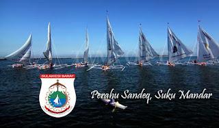 Perahu Tradisional mandar