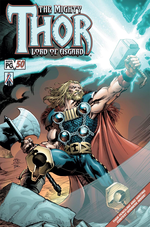 Thor (1998) Issue #50 #51 - English 1