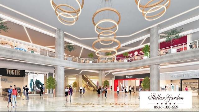 Trung tâm mua sắm tòa nhà Stellar garden 35 Lê Văn Thiêm