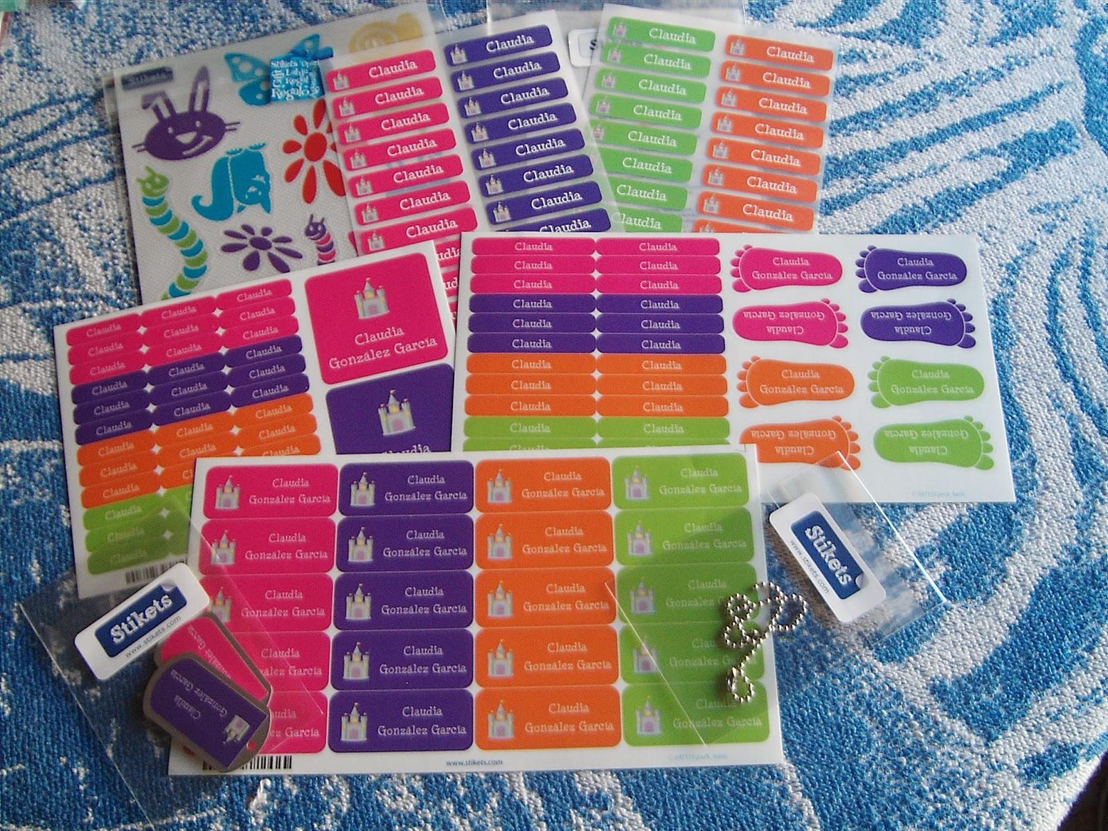 1b0dddcf30a91 Etiquetas multiuso etiquetas de equipaje etiquetas de ropa etiquetas de  zapatos. La página para elegir el modelo te da varias opciones para poder  hacer ...