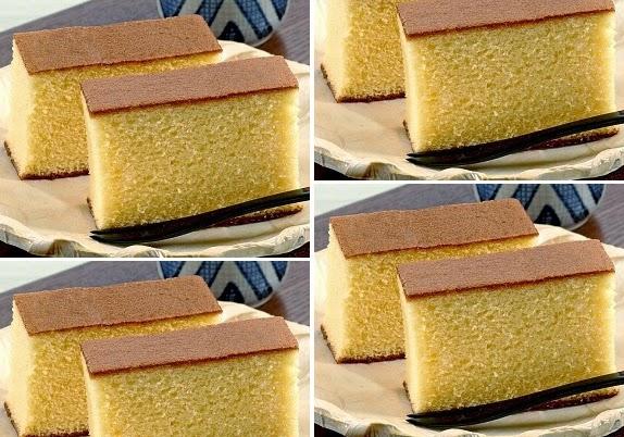Resep Cake Jadul Sederhana: Resep Sponge Cake Lembut Sederhana