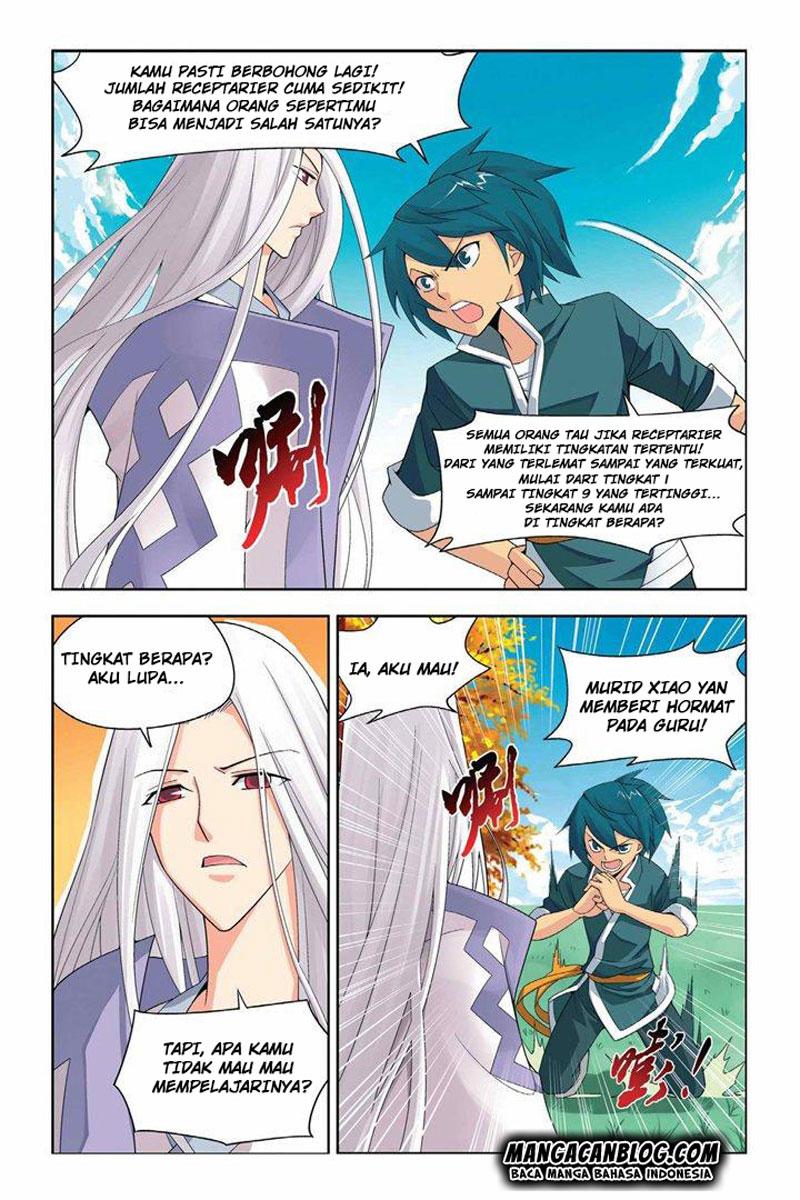 Battle Through Heaven Chapter 03-20