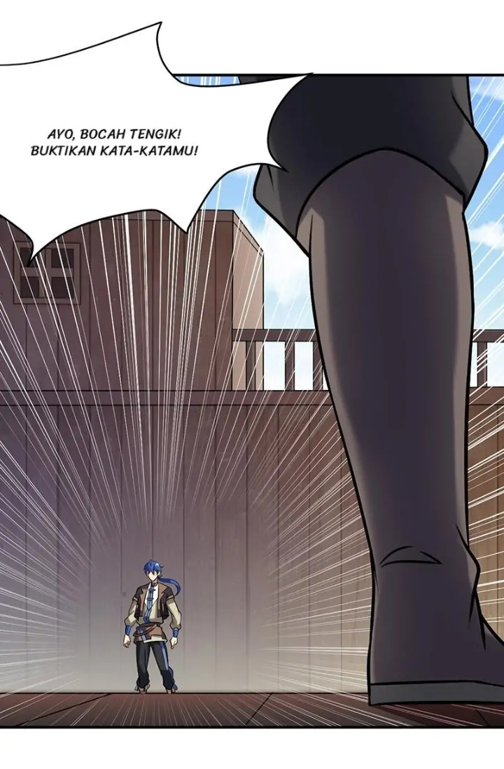 Martial Arts Reigns Bahasa Indonesia Chapter 35