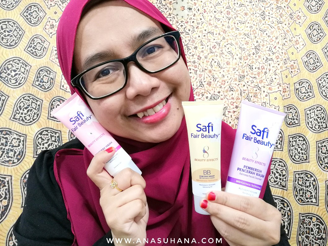 SAFI FAIR BEAUTY 31 Days Challenge