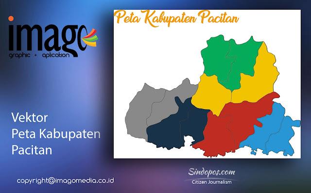 vektor-peta-kabupaten-pacitan