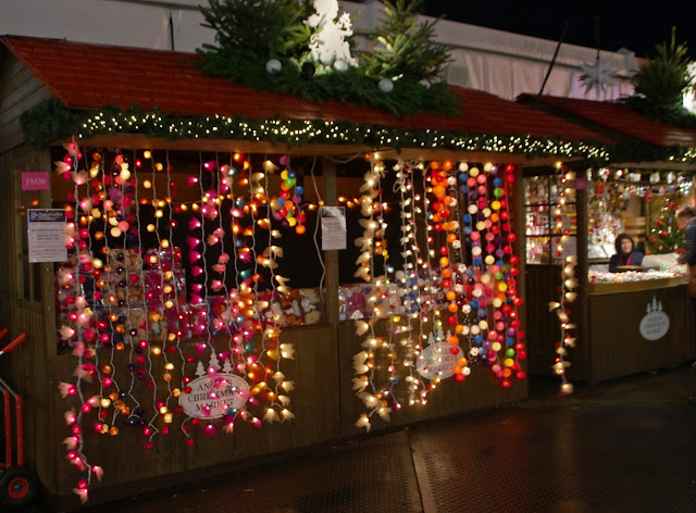 Winter Wonderland Hyde Park Christmas Market