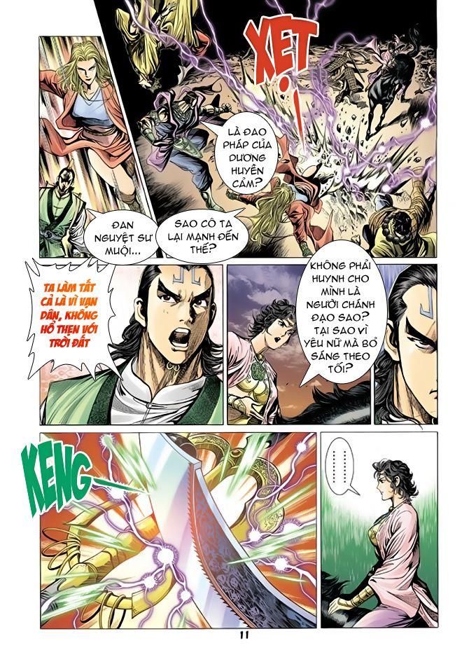 Đại Đường Uy Long chapter 64 trang 11