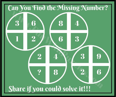 Fun Maths Brain Teaser for Kids