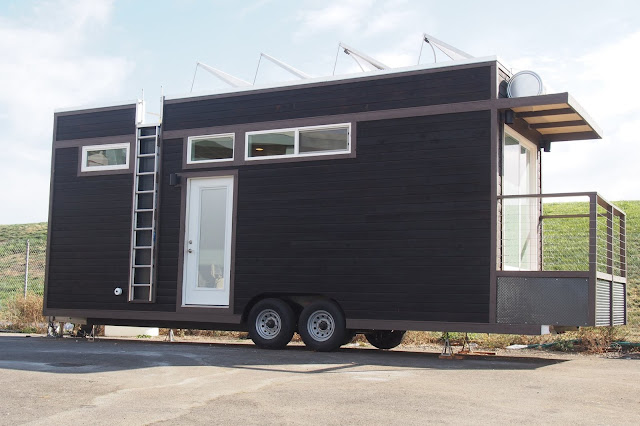 Tactical Tiny House