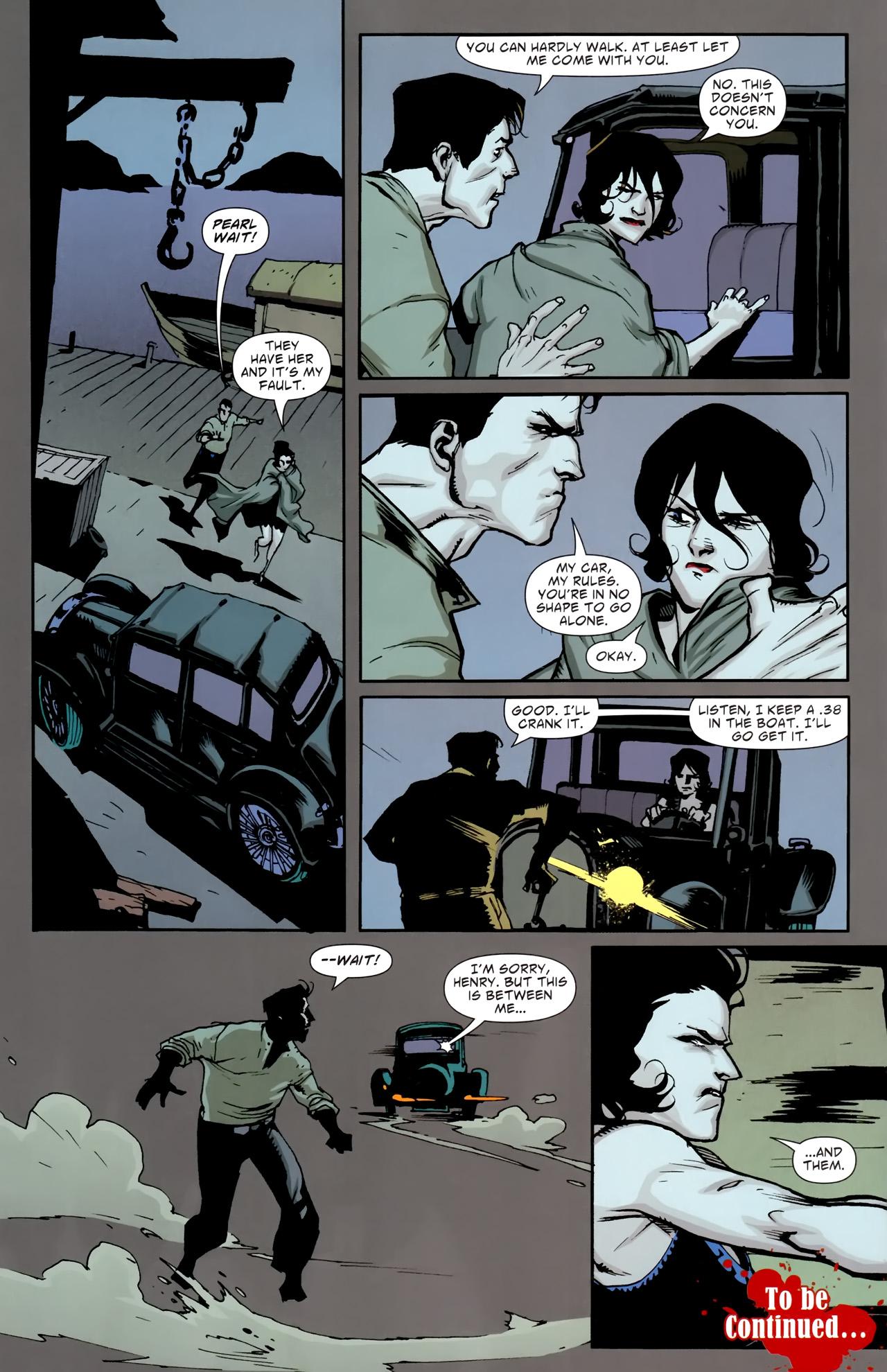 Read online American Vampire comic -  Issue #3 - 18