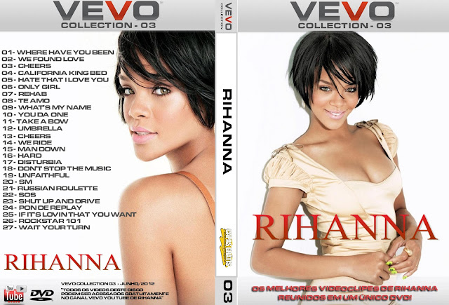 Vevo Collection 3 - Rihanna