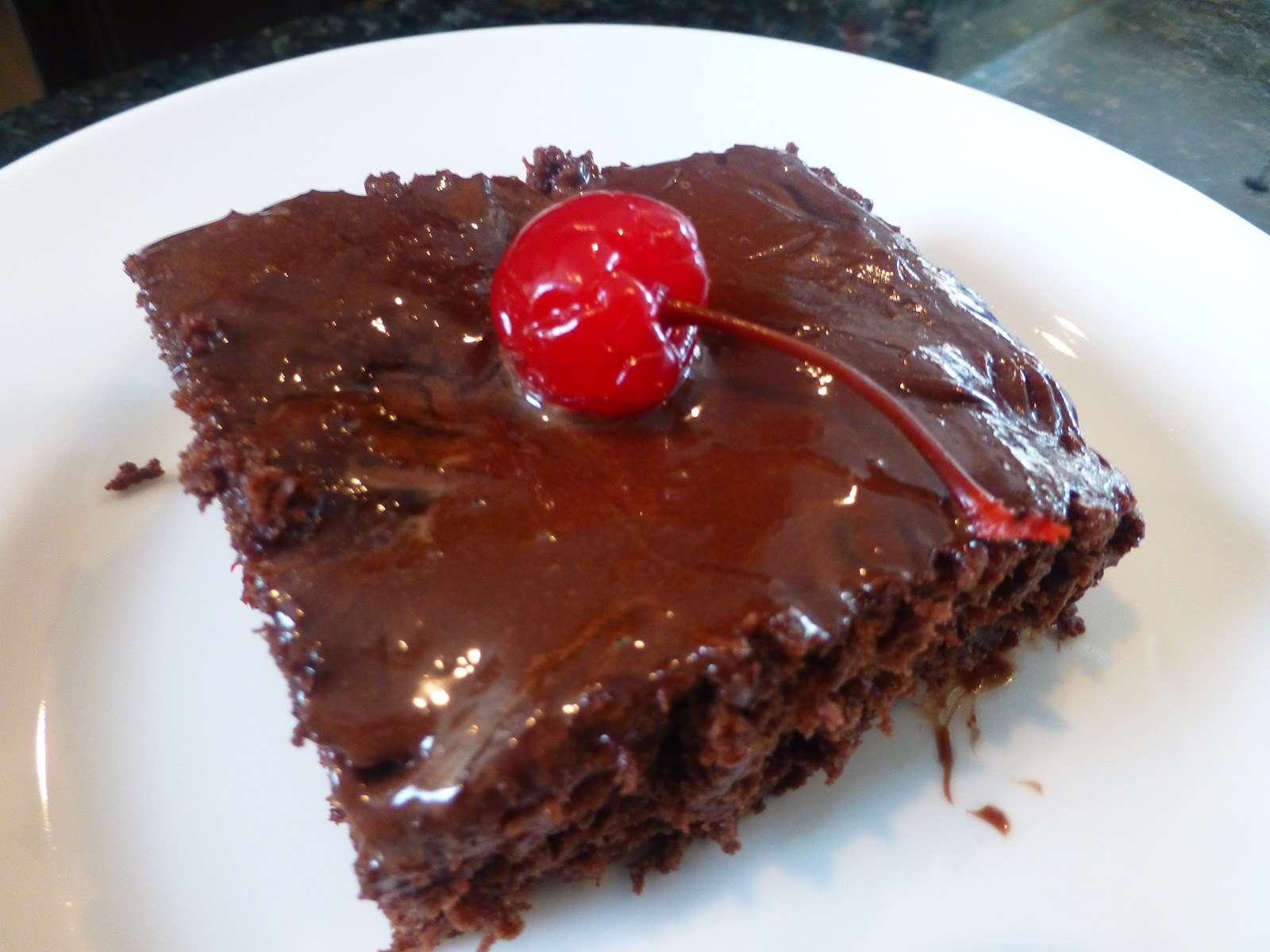 Chocolate Cake Mix With Blueberry Pie Filling