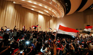Iraqi VP's coalition calls for re-vote