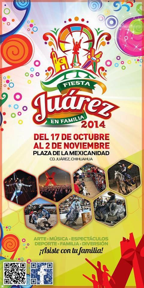 Feria Juárez 2014 programa