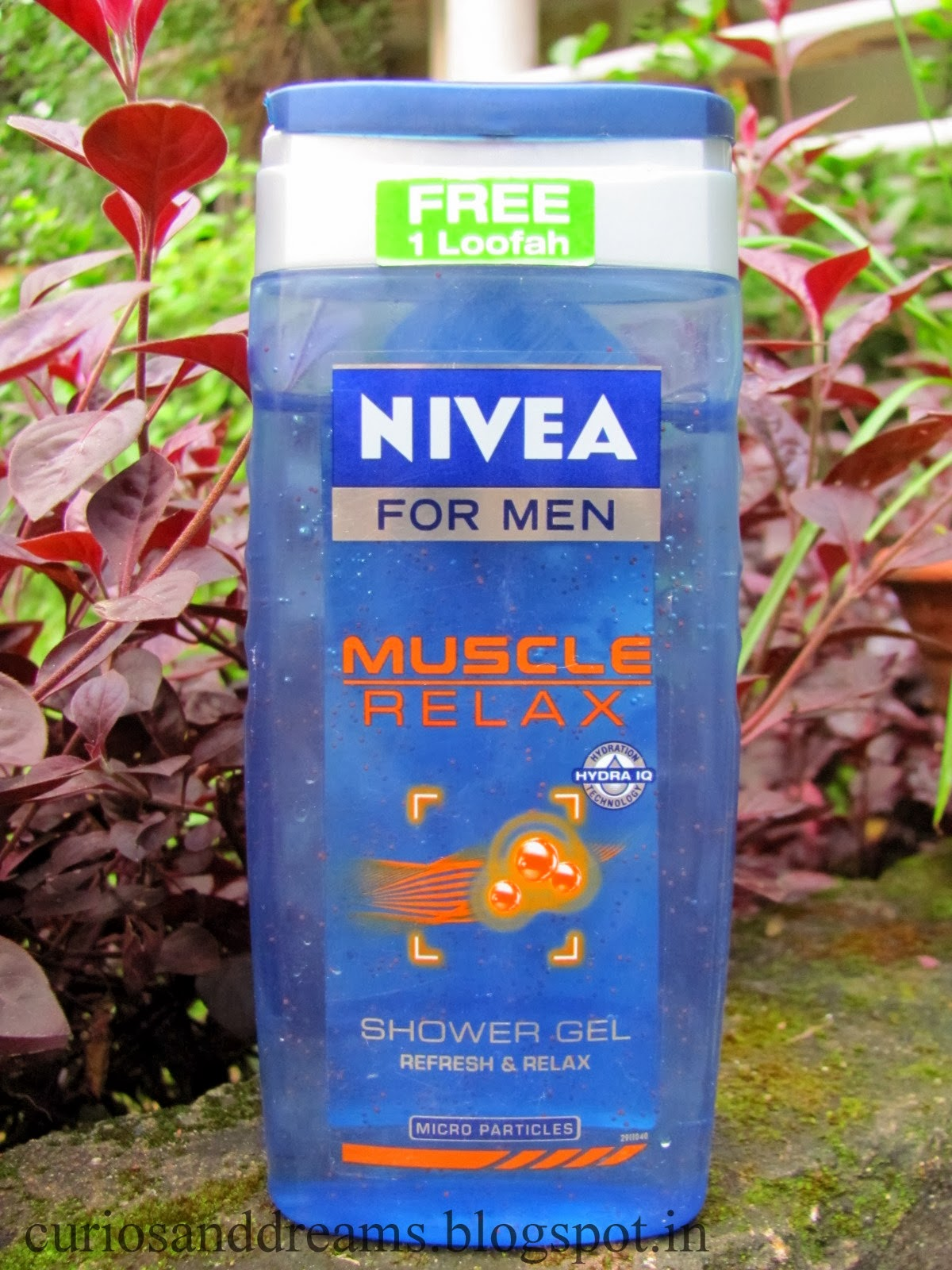 Nivea Muscle Relax Shower Gel review