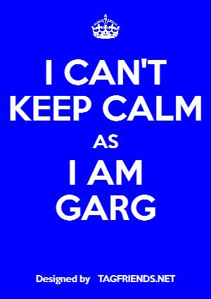 BOY NAMES ; Tag A GARG Friend