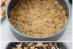Killer Cookie Dough Cheesecake