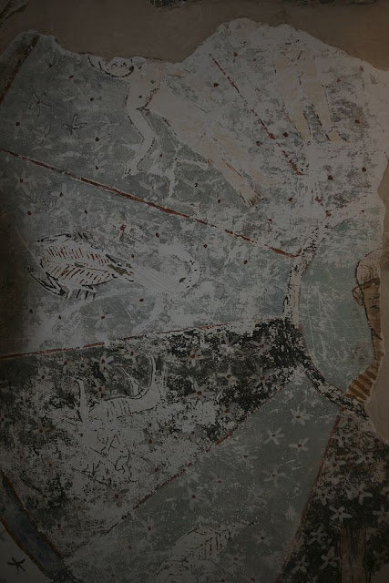 Paintings from the tomb of Sadosiris at Muzawaka (IX)