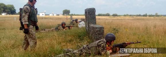 На Харківщині пройдуть навчальні збори бригади територіальної оборони