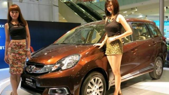 mobil dijual di Jakarta Mobilio