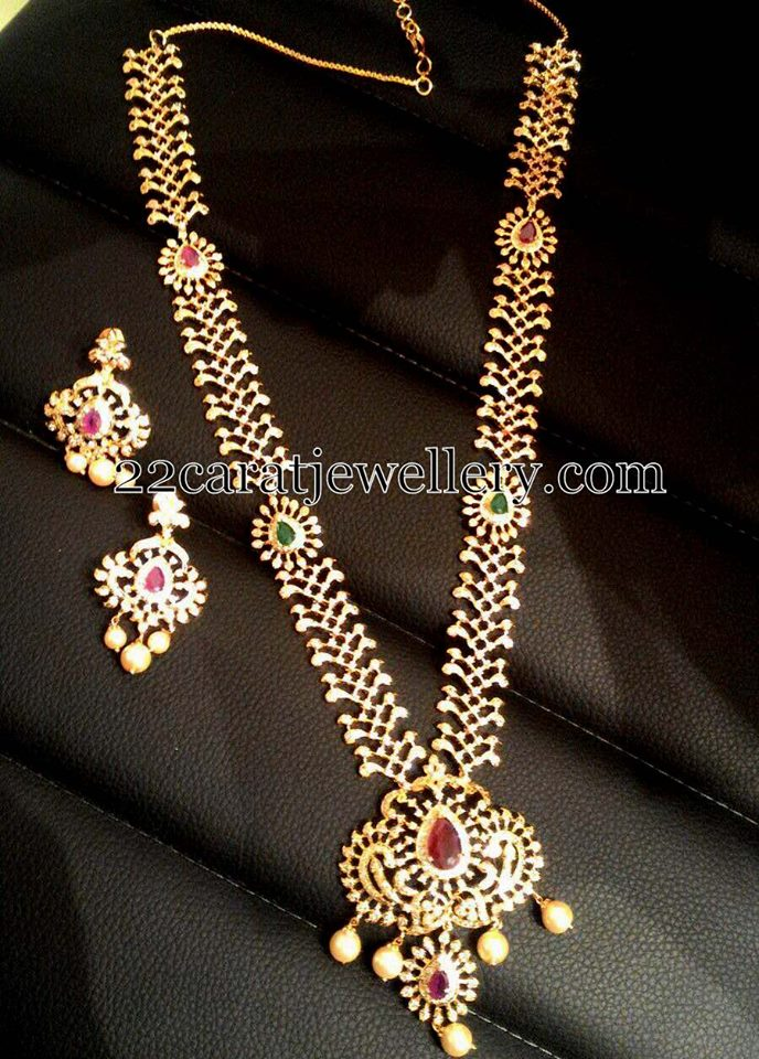 Long Chain with 2 Step Locket 3800 rupees