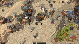 Game Albion Online untuk Android