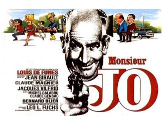 Affiches - Photos d'exploitation - Bandes annonces: Jo (1971) Jean Girault - Jo (03.01.1971 / 1971)