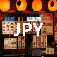 1 CAD to JPY, CAD/JPY, 1 JPY to CAD, JPY/CAD, Canadian Dollar exchange rate live chart