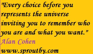 Alan Cohen quotes, inspirational quotes, www.sproutby.com