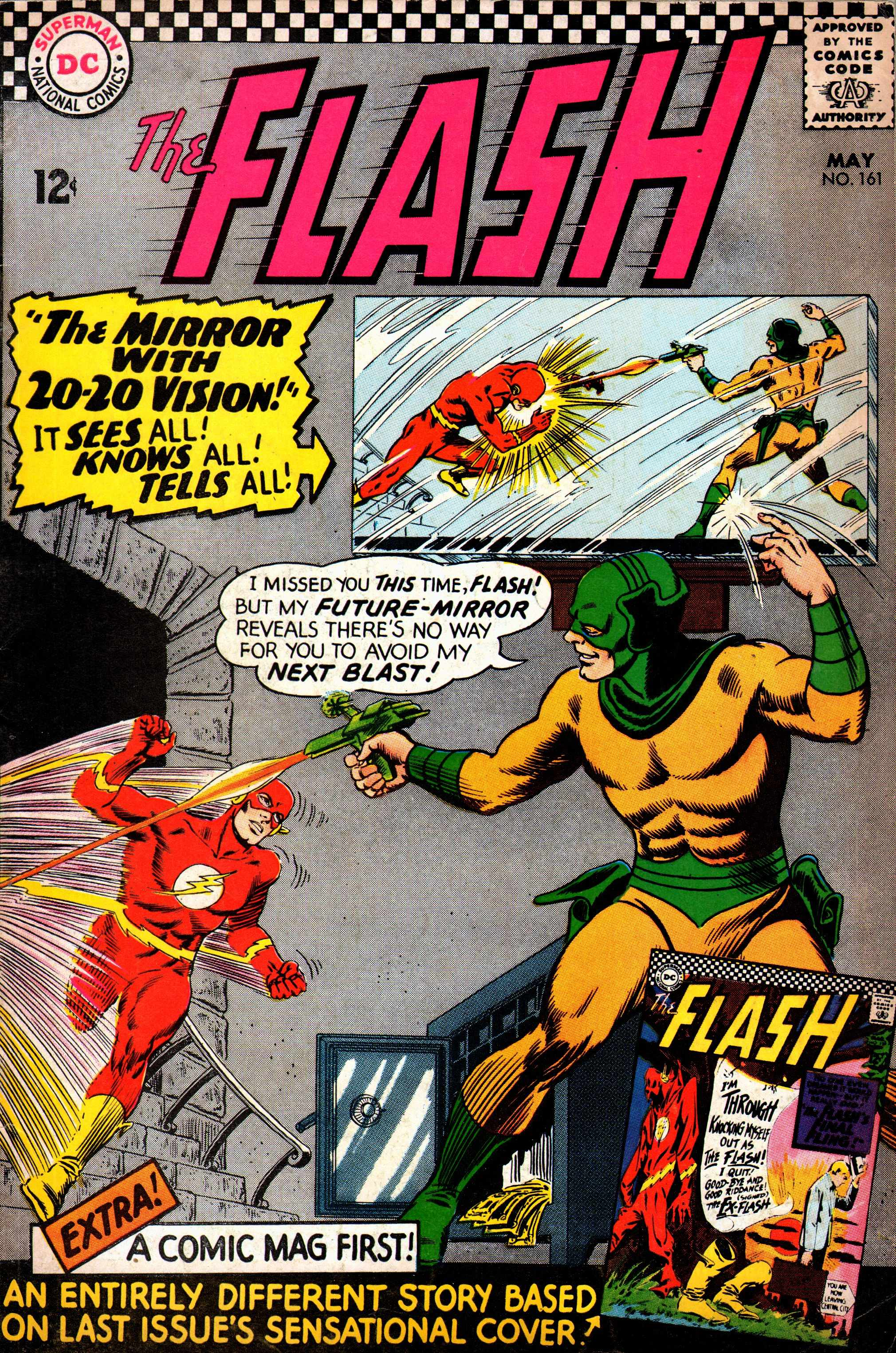 The Flash (1959) 161 Page 1