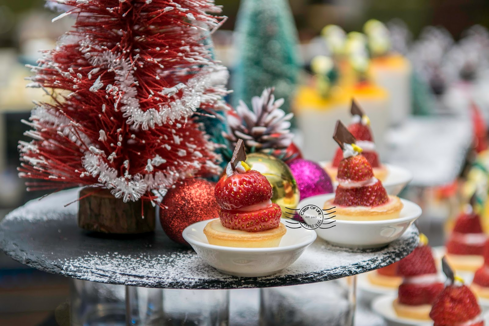 Christmas Eve Seafood & BBQ Buffet Dinner and Christmas Day Buffet Lunch @ Ixora Hotel, Penang