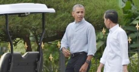 Obama: Ayah Tiri Saya, Dia Muslim, Tapi Dia Hargai Orang Hindu, Buddha, dan Kristen