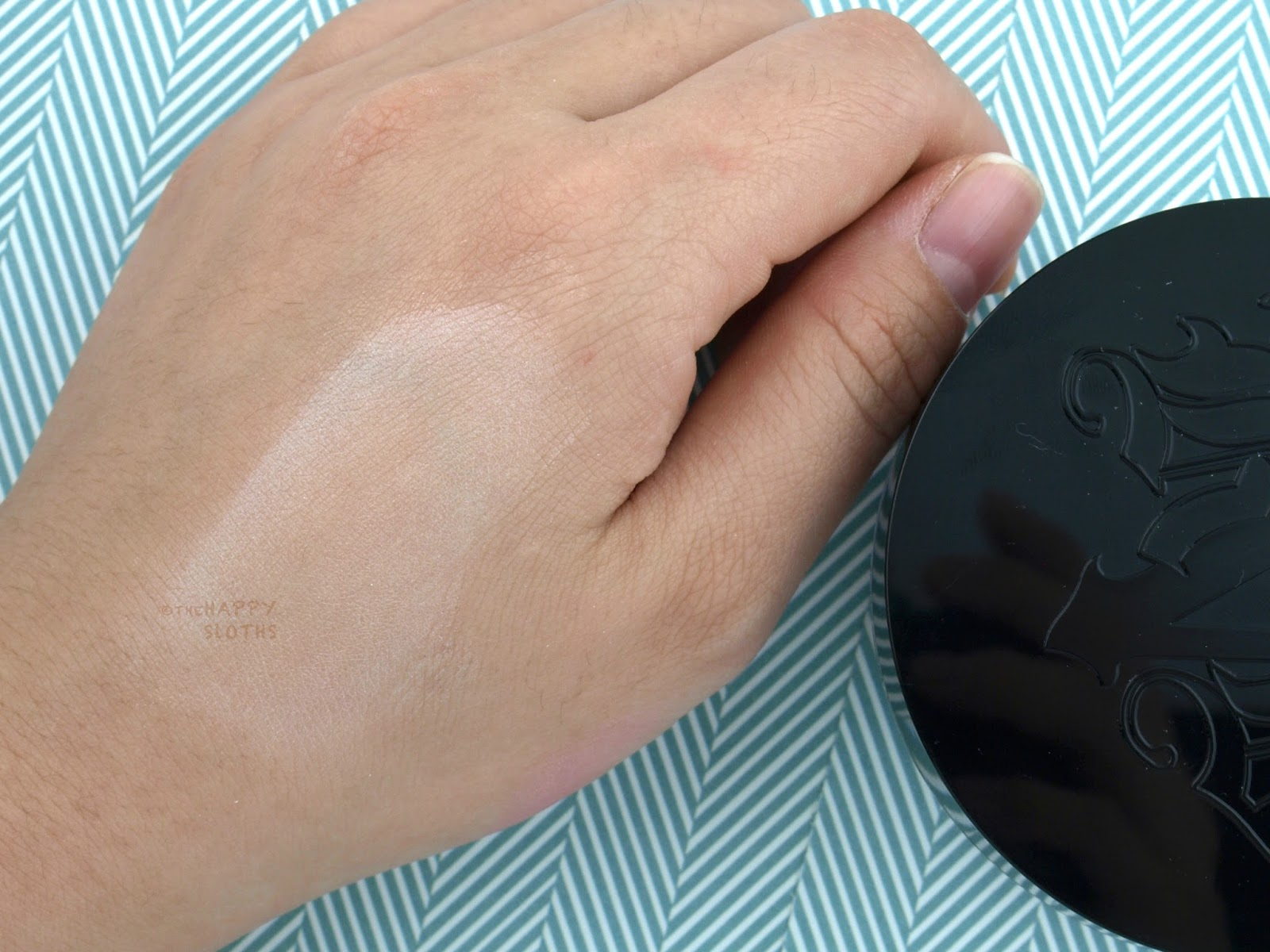 Kat Von D Lock It Setting Powder Amp Brush Review And