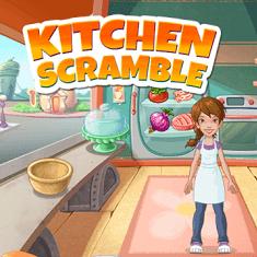 Kitchen Scramble Hileleri Beklemeden Yemek Pişirme Hilesi, Extra Bahşiş Hilesi, Müşterilerin kalplerinin azalmaması hilesi, Müşterileri bekletme hilesi