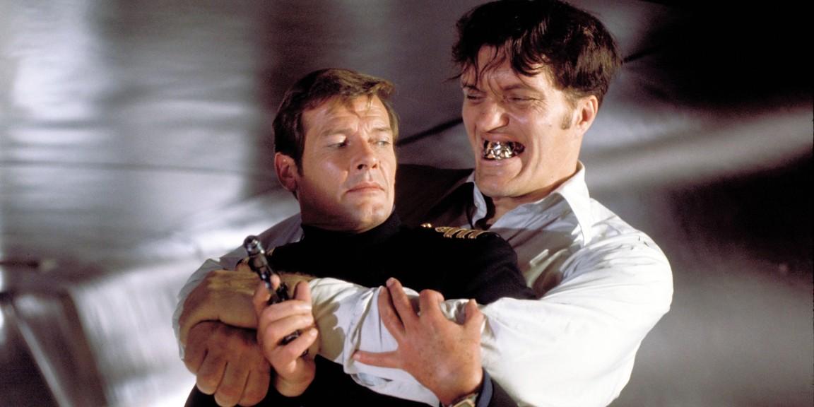 The Spy Who Loved Me (james Bond 007)