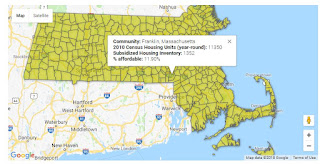 40B issue runs across MA - Franklin status